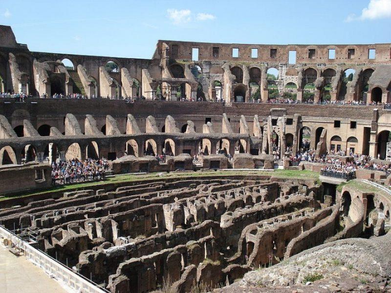 Malta romana trovato il segreto usato nell'antica Roma si potrà creare un cemento ecologico 3