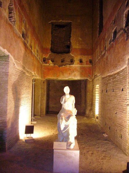 Malta romana trovato il segreto usato nell'antica Roma si potrà creare un cemento ecologico 2