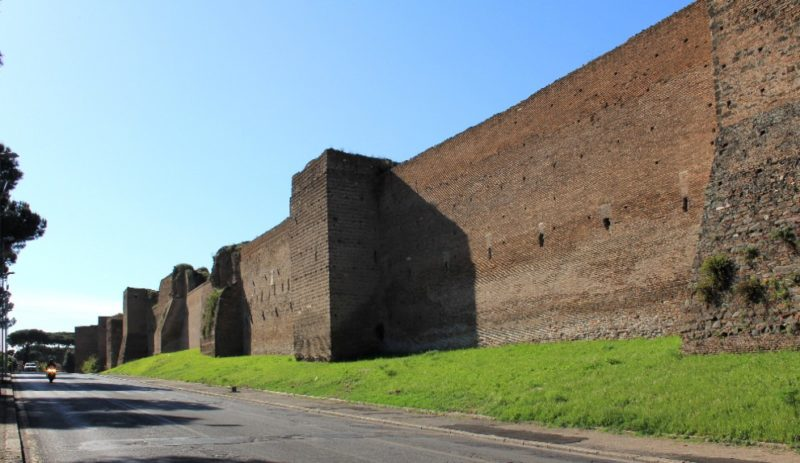 Malta romana trovato il segreto usato nell'antica Roma si potrà creare un cemento ecologico 1