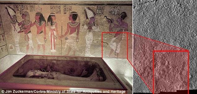 Nefertiti porta