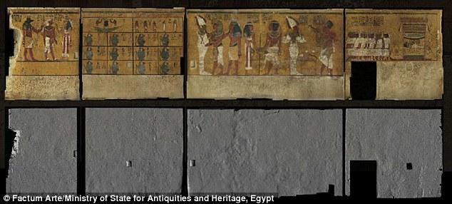 Nefertiti la Valle dei Re