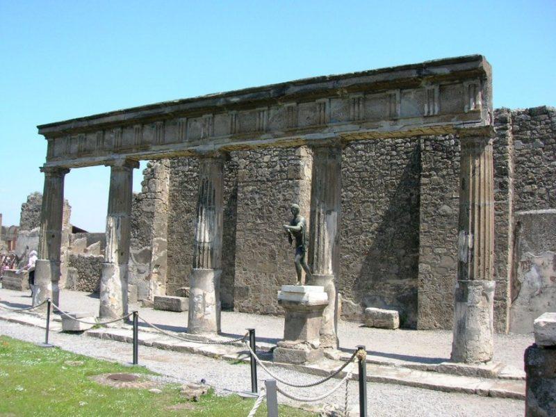 Malta romana trovato il segreto usato nell'antica Roma si potrà creare un cemento ecologico 6