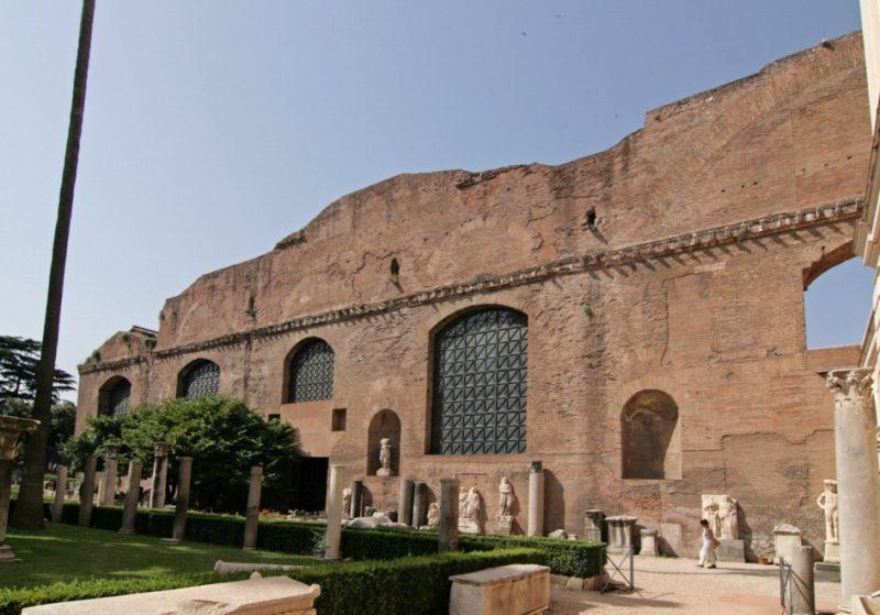 Malta romana trovato il segreto usato nell'antica Roma si potrà creare un cemento ecologico