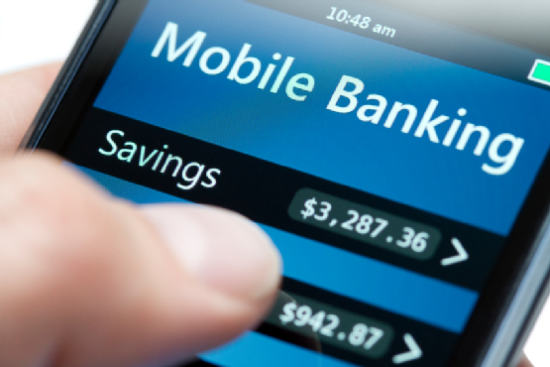 mobile banking no social