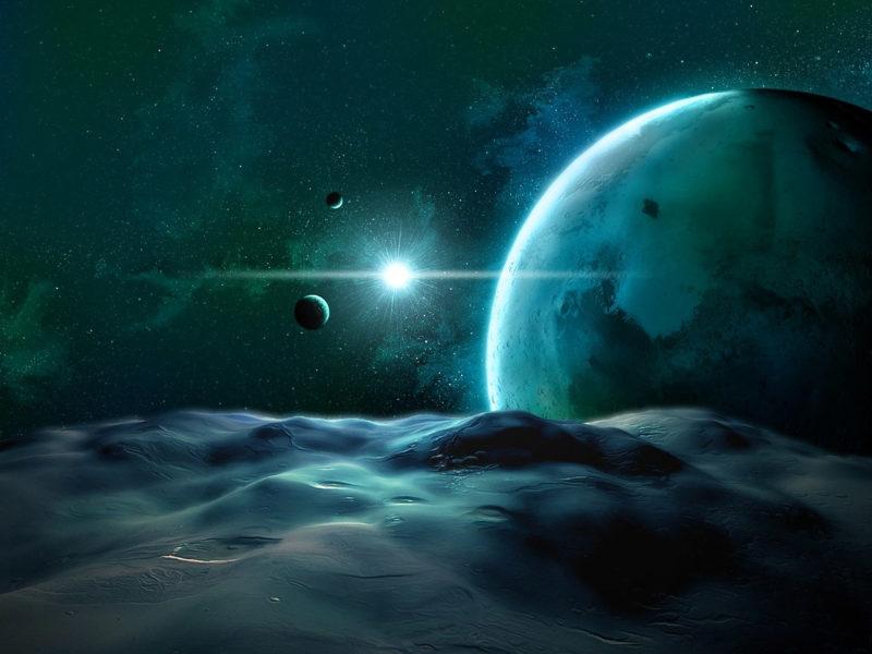 the awakening, space planet
