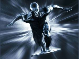 fantastic four marvel comics silver surfer, fantastici 4