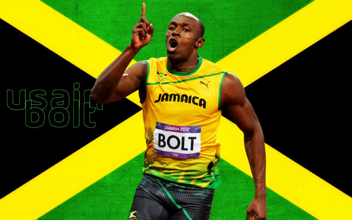 USAIN BOLT jamaica
