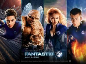 Fantastic 4, fantastici 4