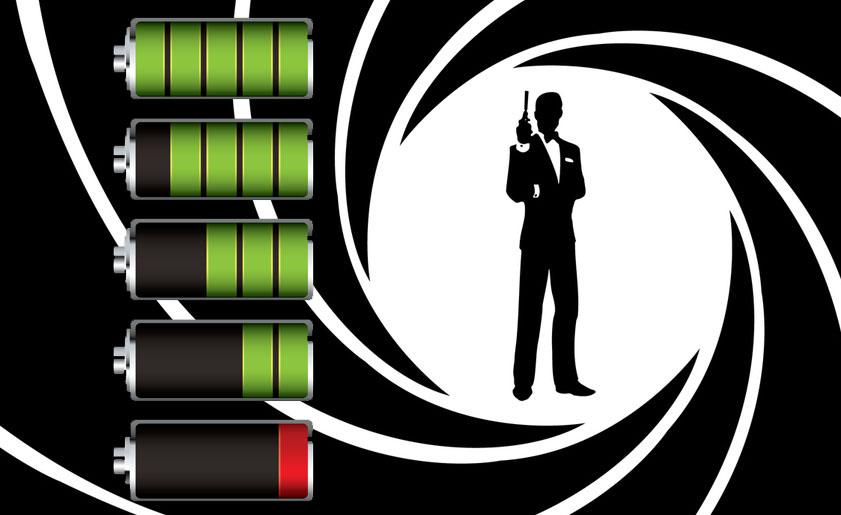 spy battery, spiare dalla batteria rivelare l'identità
