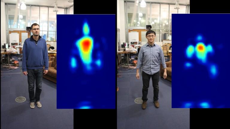 Vedere attraverso le cose con il radar wi-fi o RF Capture