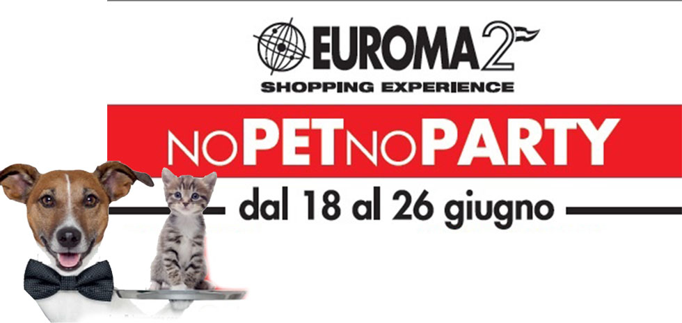 No Pet No Party