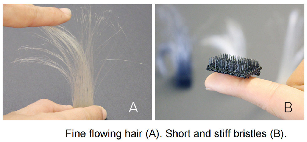Arrivano i capelli stampati in 3D per combattere l'alopecia