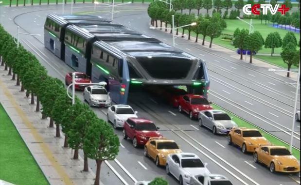 autobus sopraelevato