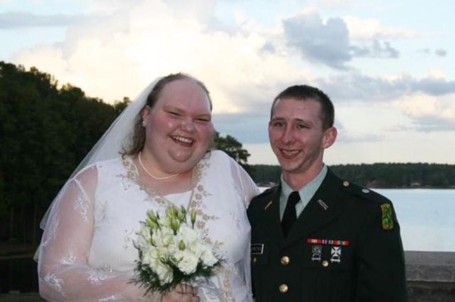 la coppia più brutta del mondo