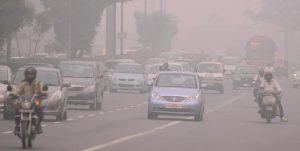 Inquinamento. L'esposizione alle polveri sottili può essere associata alle malattie cardiovascolari