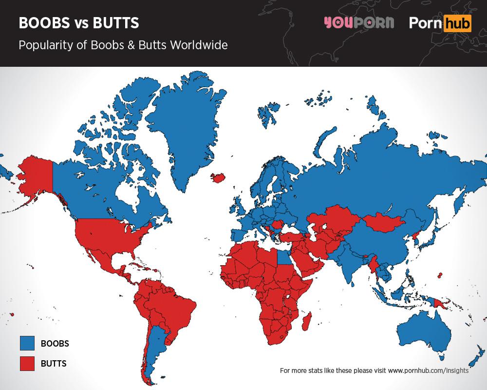 Seno o sedere boobs-vs-butts-ass-tits-tette-culo