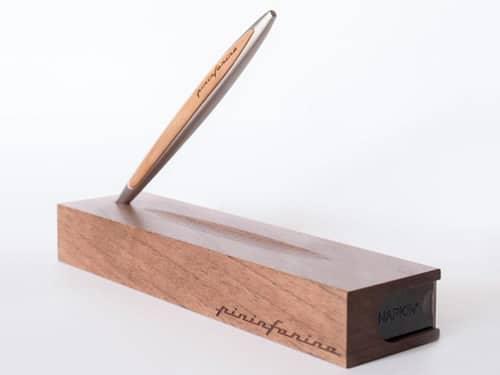 Penna-matita, permette di lasciare su carta un segno senza tempo