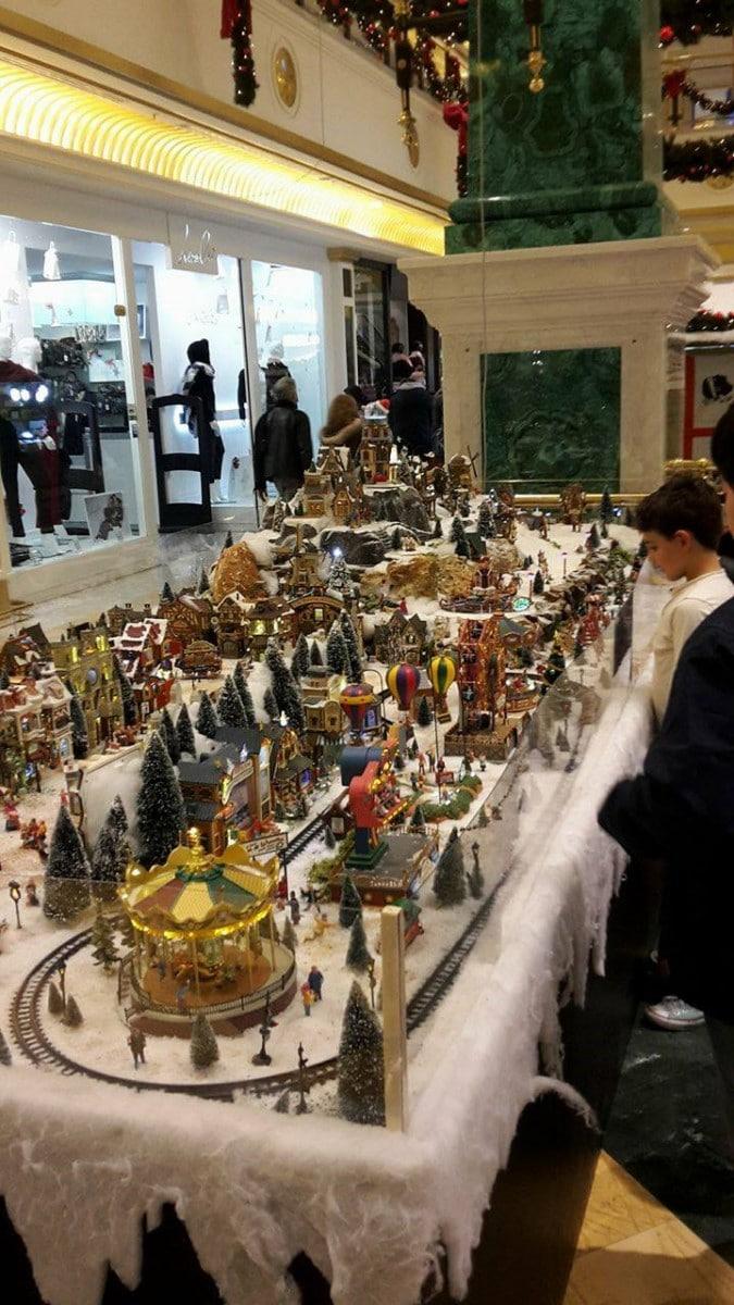 Arriva il Natale di EUROMA2 Christmas Experience per tutta la famiglia 1