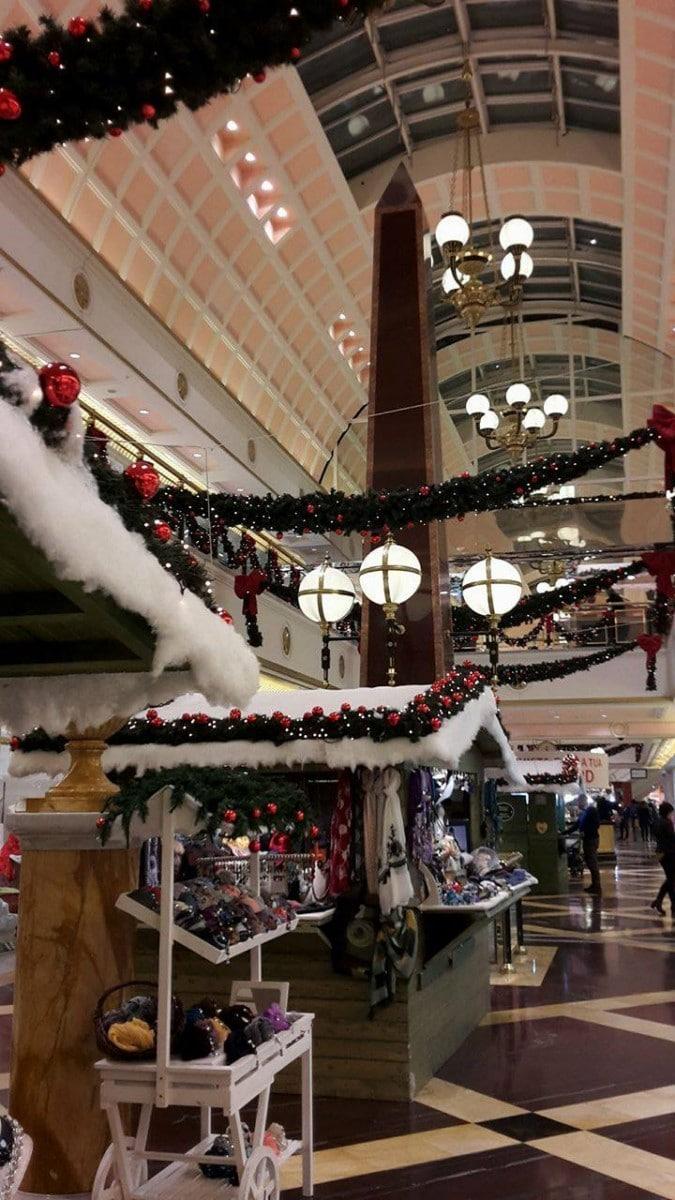 Arriva il Natale di EUROMA2 Christmas Experience per tutta la famiglia