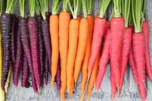 carote viola, ci salavano da una dieta sbagliata