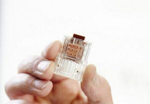 Chiavetta Usb per effettuare analisi e misurare i livelli di Hiv nel sangue
