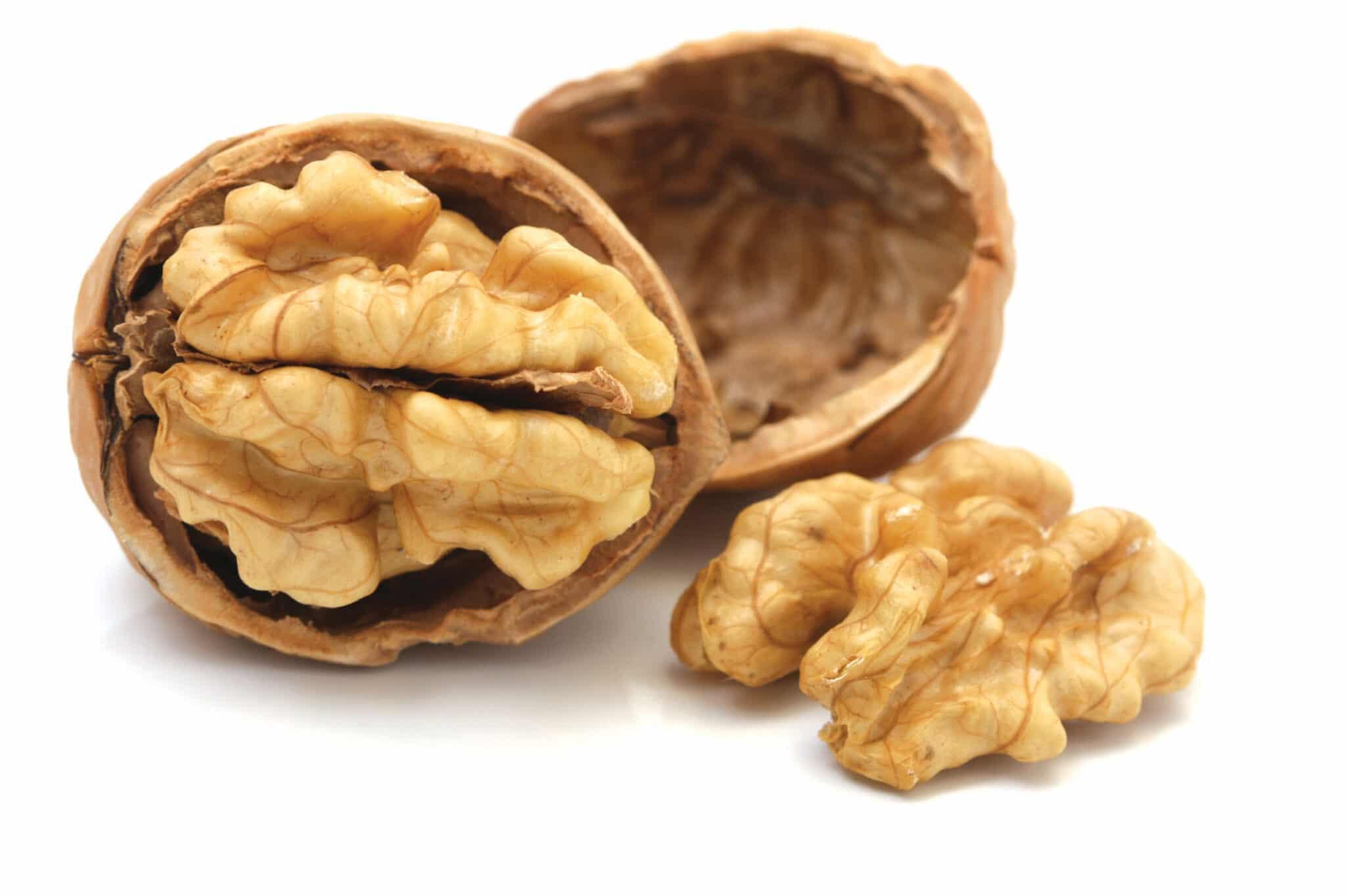 Prevenire problemi cardiaci e cancro con una piccola quantità di noci o noccioline al giorno