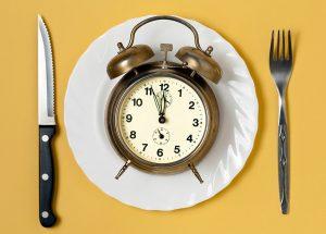 Cuore sano, dipende da quando si mangia