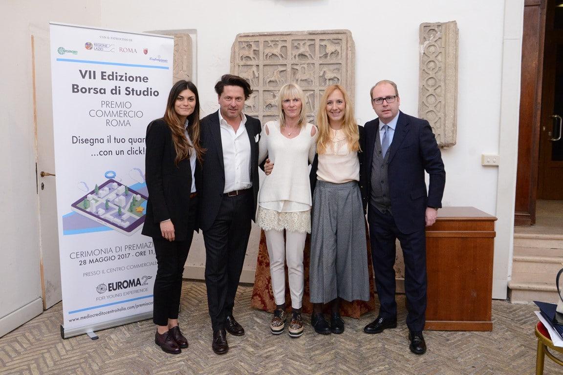 """VII Edizione Premio Commercio Roma """"Disegna il tuo quartiere… con un click!"""" 1"""