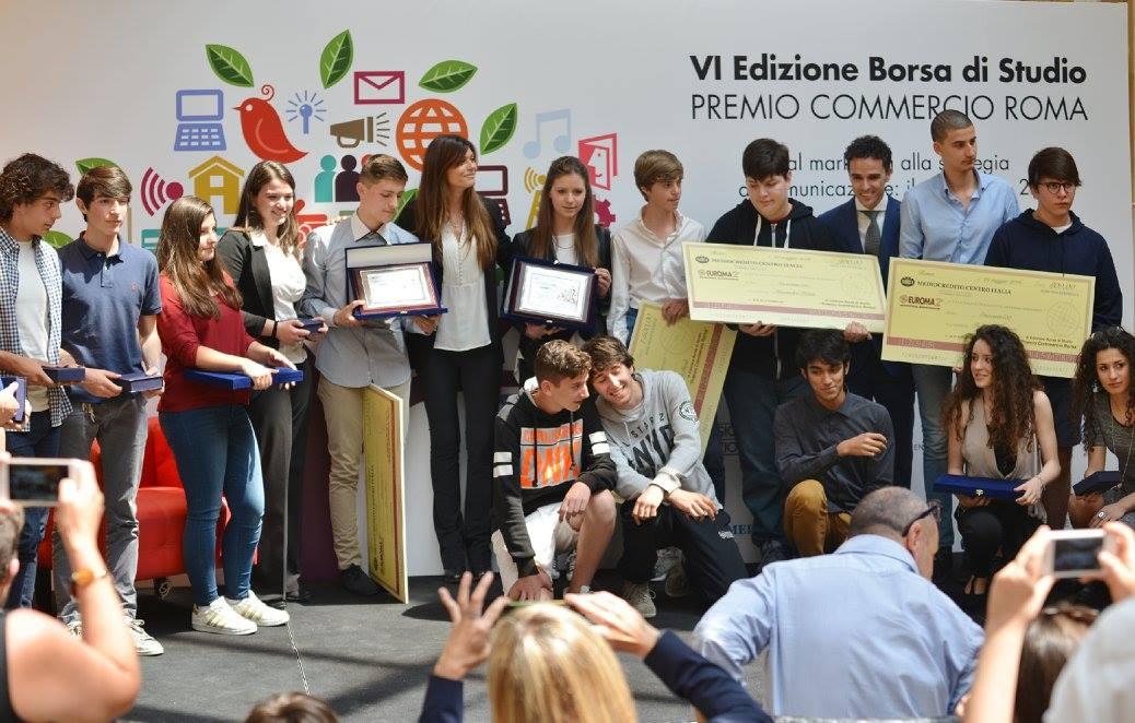 """VII Edizione Premio Commercio Roma """"Disegna il tuo quartiere… con un click!"""" 2"""
