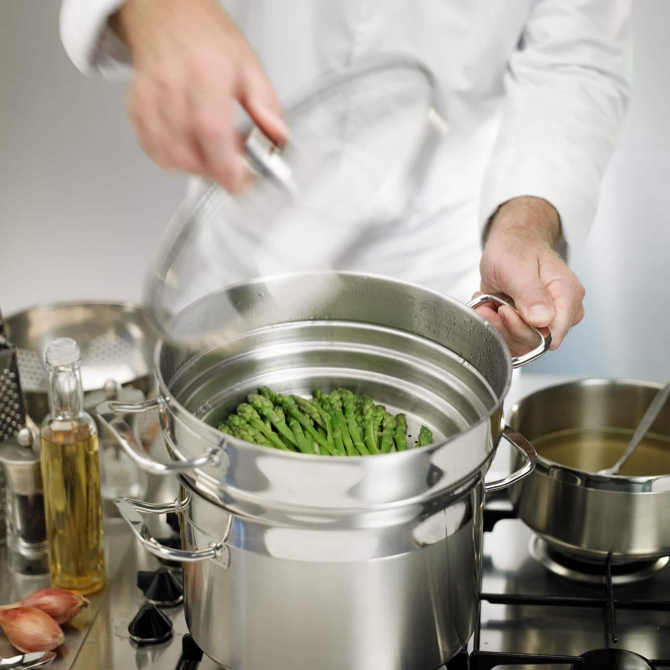 Come perdere peso in cucina