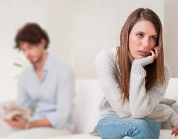 Rapporto occasionale, i rimorsi colpiscono più le donne