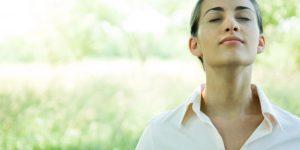 Come abbassare le tensioni? Respirando lentamente