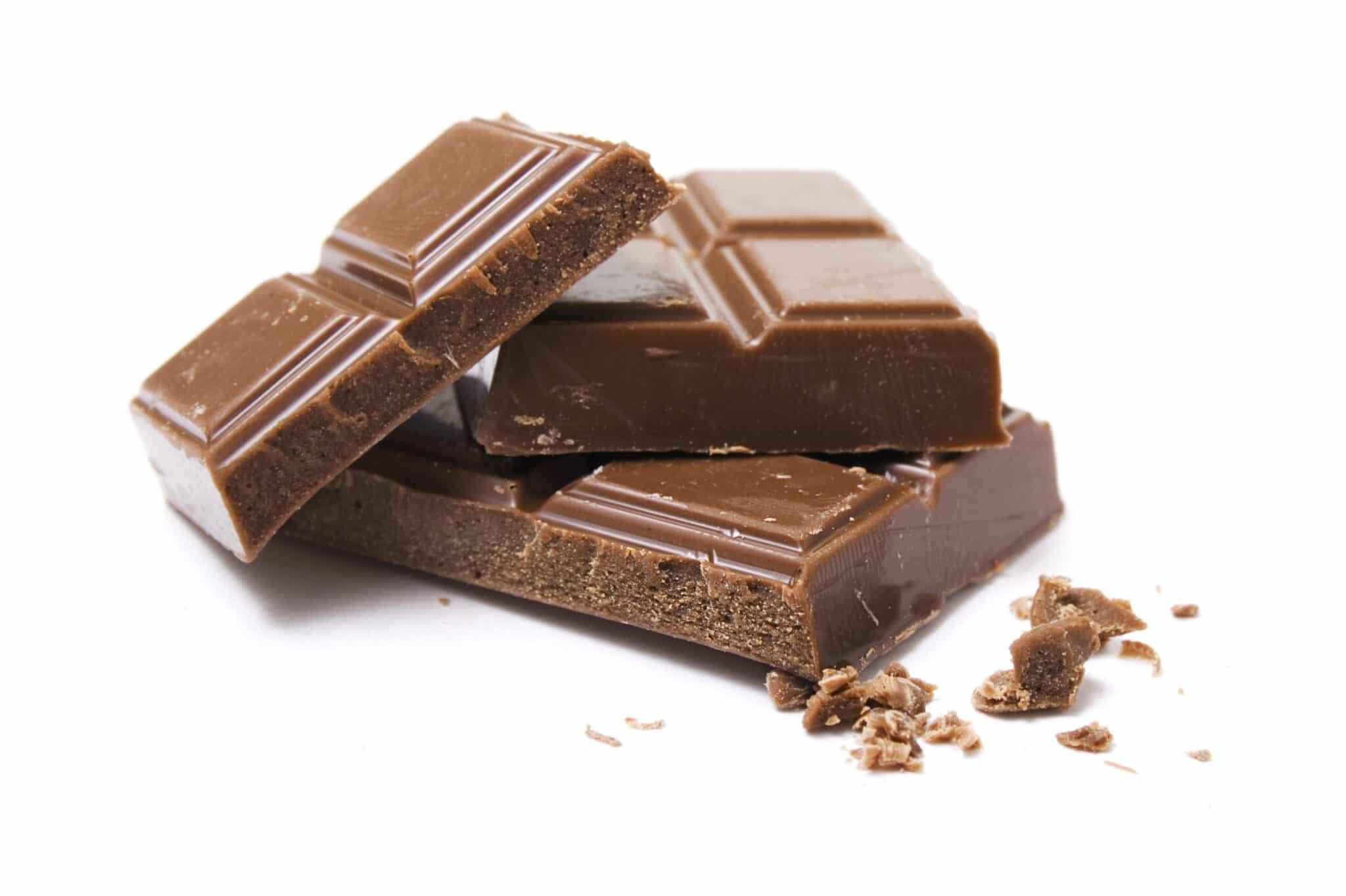 Mangiare cioccolata colpa dei geni