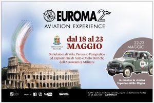 Grande esposizione di veicoli militari e un omaggio alla 90° edizione della mille miglia