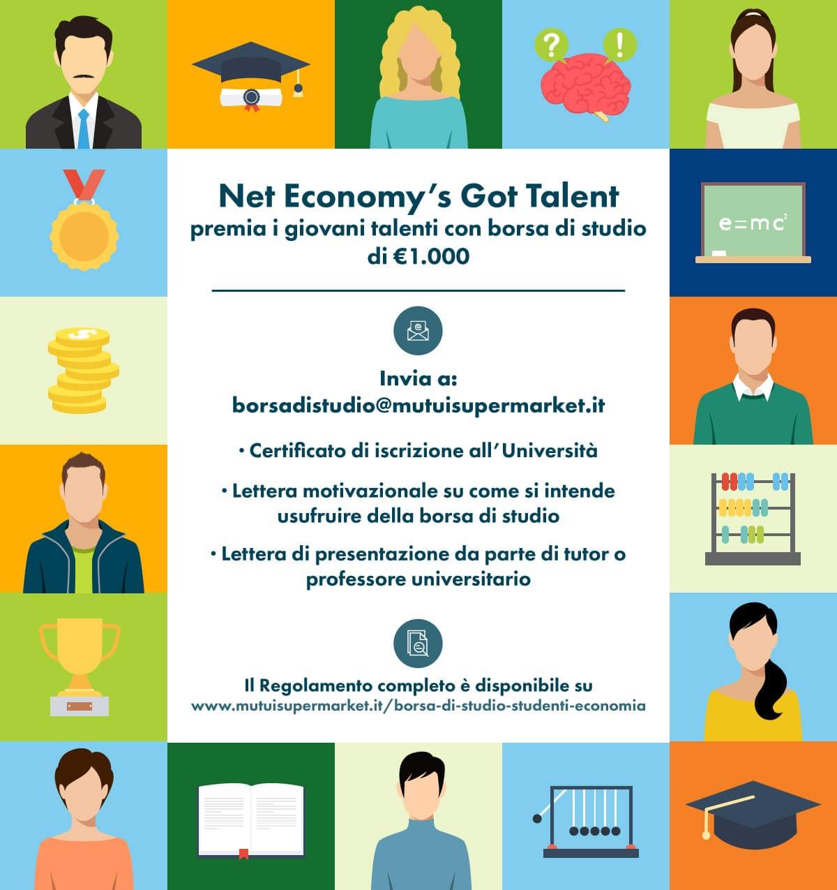 Net Economy's Got Talent: l'iniziativa che premia i giovani talenti 1