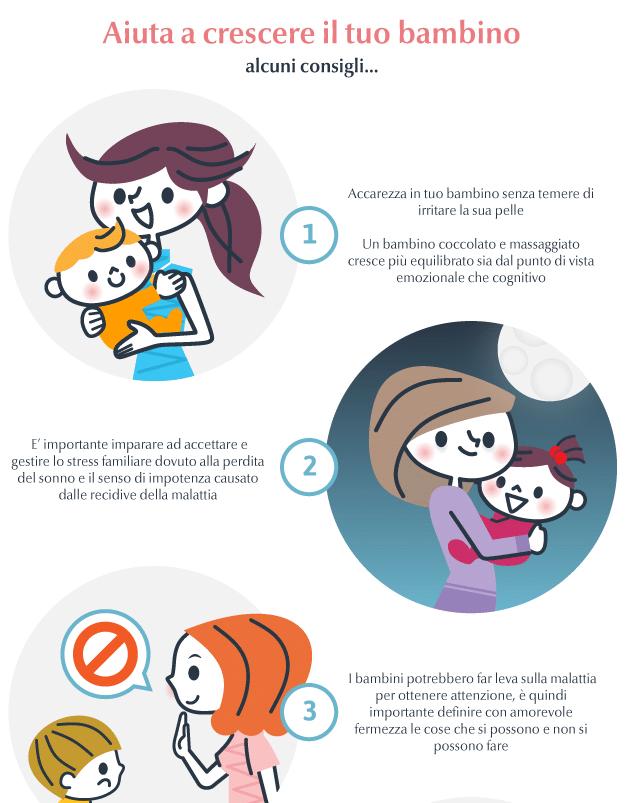 prurito nei bambini