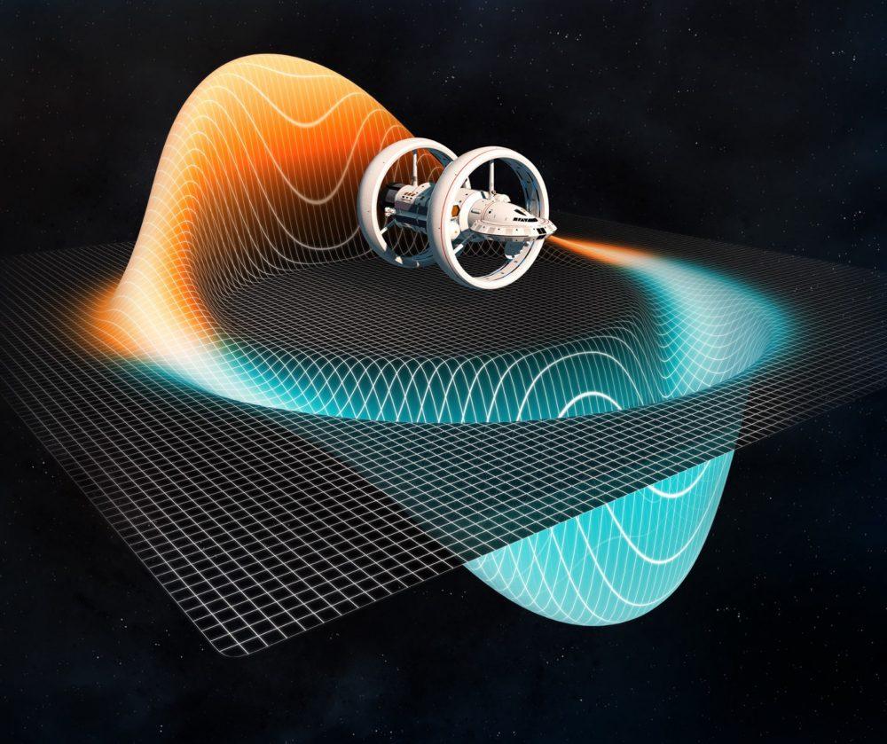 La NASA crea per caso un motore a curvatura con un EmDrive