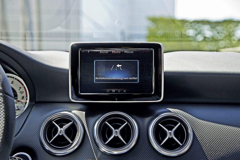 Mercedes CASE