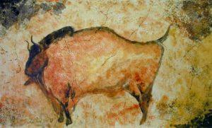 Pitture rupestri brillanti per via dei batteri