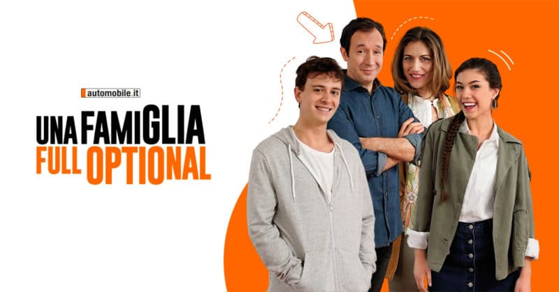 Web Series - Una famiglia Full Optional