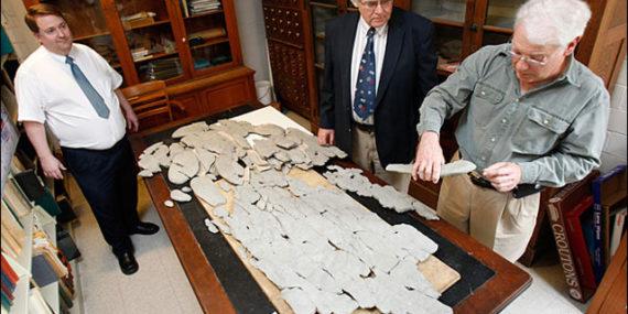 Godzillus, il fossile misterioso risalente a 450 milioni di anni fa scoperto da Ron Fine, un paleontologo amatoriale