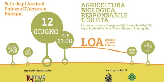 Agricoltura biologica, responsabile e giusta