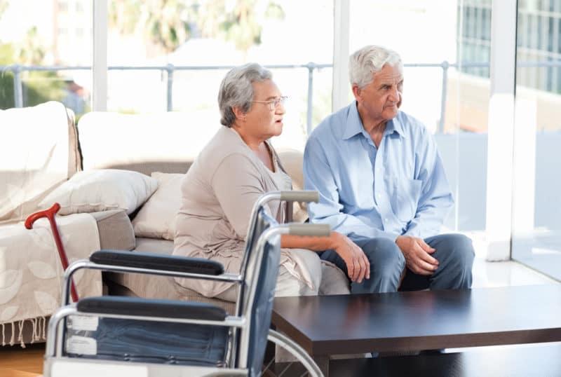 casa di riposo Inserimento di un anziano in un servizio residenziale