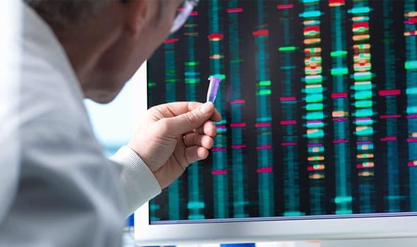 DNA-Cina esseri umani geneticamente modificati