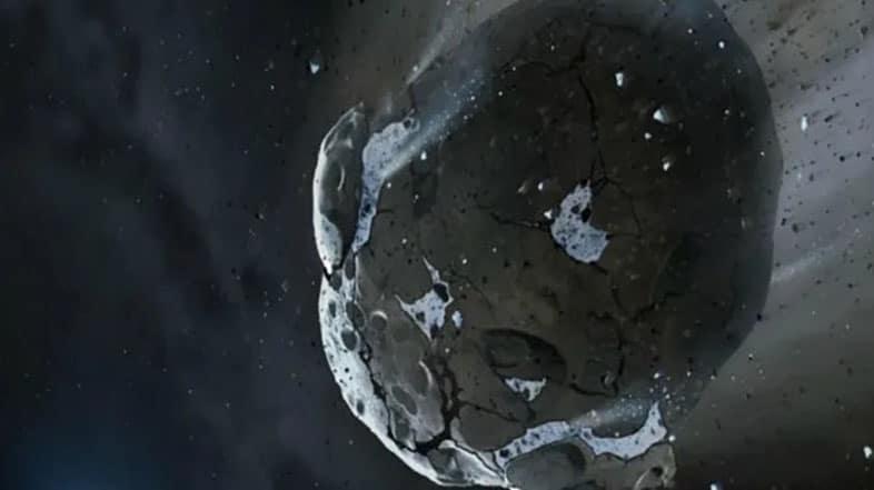 asteroide di origine extraterrestre il materiale organico trovato in Sudafrica